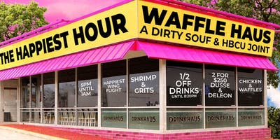 Waffle Haus @ The Happiest Hour