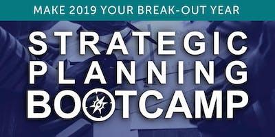 Strategic Planning Bootcamp   February 2019