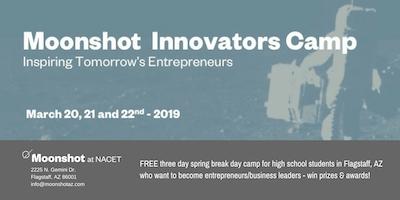 Moonshot Innovators Camp for High School Students
