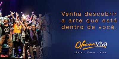 Matrícula Curso de Expressão Viva - Rio de Janeiro