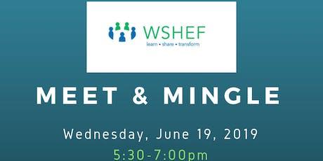 Seattle Meet & Mingle: June 19 tickets