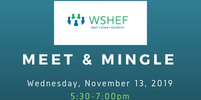 Seattle Meet & Mingle: November 13