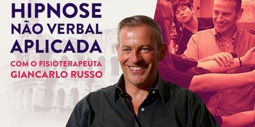 [SÃO PAULO/SP] Formação em Hipnose Não Verbal com Giancarlo Russo