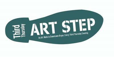 Third Thursday Art Step