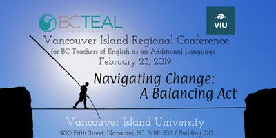 BC TEAL 2019 Vancouver Island Regional Conference - BC TEAL Discounted Member