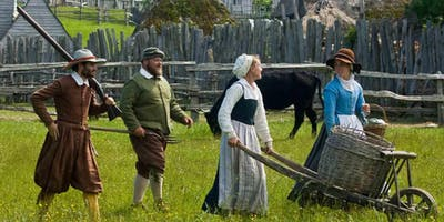 Pilgrims' Progress: Music of the Plimoth Colony Settlers