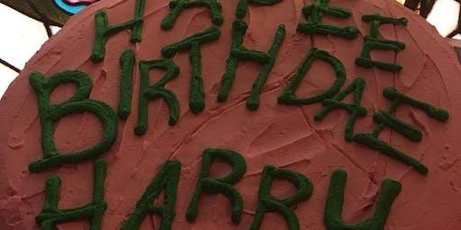 """HAPPEE BIRTHDAE HARRY""-Wizard Themed Event"