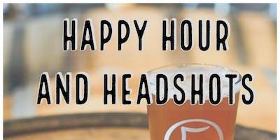 Happy Hour and Headshots