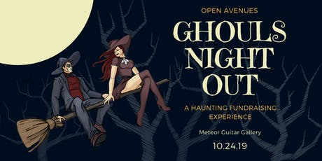 Ghouls Night Out 2019 tickets