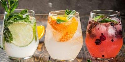 Oficina de refrigerantes naturais - Produzindo bebidas tônicas em casa - BH