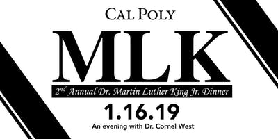 Dr. Martin Luther King, Jr. Dinner: An Evening with Dr. Cornel West