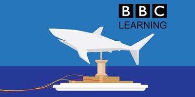 STEM Saturdays at Microsoft – How Do Sharks Swim?