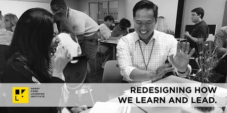 HFLI 2019 Design Thinking for Deeper Student Learning - DETROIT tickets