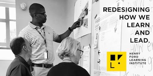 HFLI 2019 Design Thinking for Stronger Schools - DETROIT
