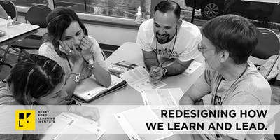 HFLI 2019 Design Thinking for Deeper Student Learning - SAN ANTONIO