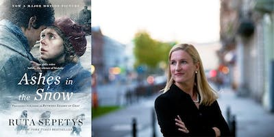 Ashes In the Snow with Ruta Sepetys