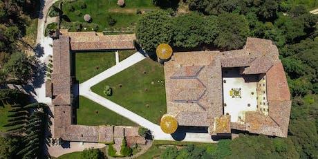 Civitella XXV #13: A New Structure on the Castle Grounds biglietti