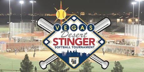 2020 MSUB Desert Stinger Softball Tournament tickets