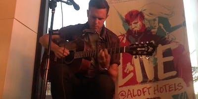 Live @ Aloft w/ Nick Shattuck