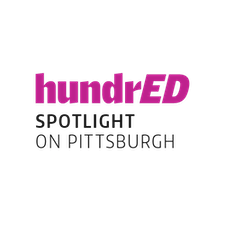 HundrED Pittsburgh Spotlight logo