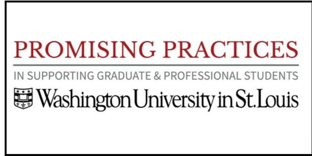 Promising Practices In Supporting Graduate And Professional Students