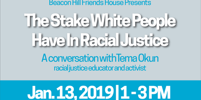 The Stake White People Have In Racial Justice: A Conversation with Tema Okun