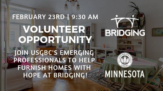 Furnishing Homes with Hope - Volunteer with U