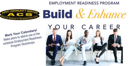 Employee Readiness Program Workshop 2019 tickets