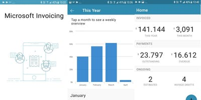 Get Paid on Time with Invoicing