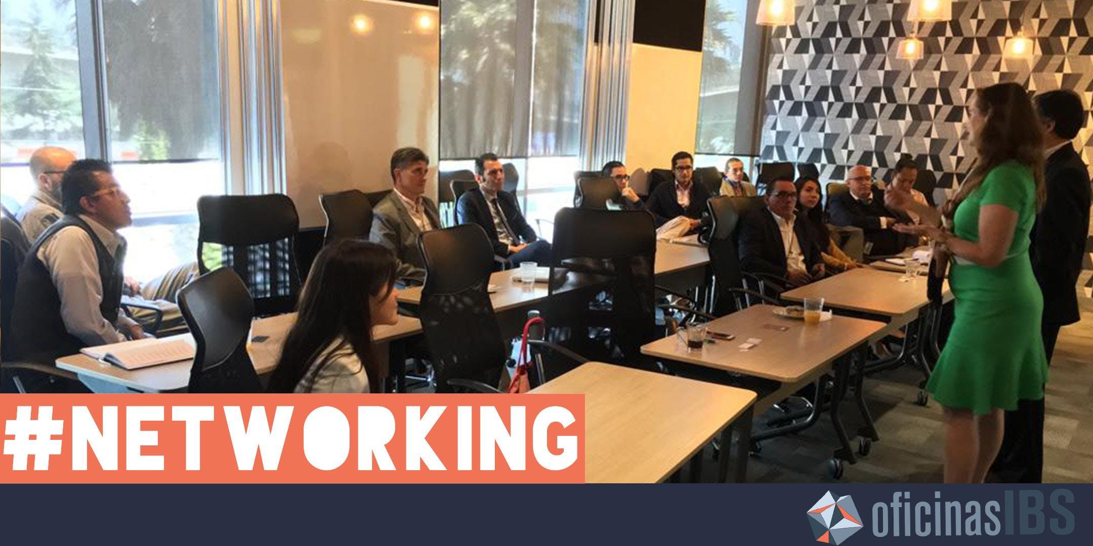 """Networking Oficinas IBS - """"Habilidades de Per"""
