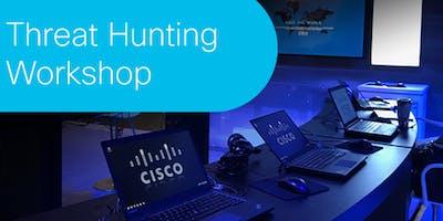 Threat Hunting Workshop Sponsored by Cisco Advanced Threat Solutions Team - Drammen