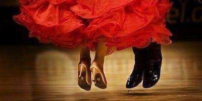 Slow Foxtrot: principi generali - Uso dei piedi e drive - Sviluppo della danza