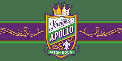 Mystic Krewe of Apollo Baton Rouge Bal Masque XXXVIII
