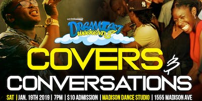 CLE Events Presents Covers and Conversations