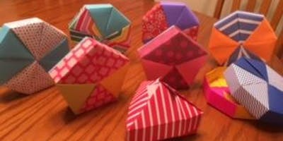 Origami: ages 7+, WINTER 2019