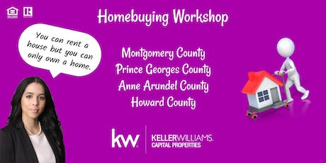 2019 Homeownership Workshop tickets