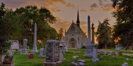 HISTORY MYSTERY EVENT AT FAIRMOUNT CEMETERY!  FINAL DAY FOR 2019