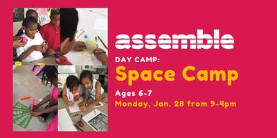 Day Camp: Space Camp (Ages 6-7)