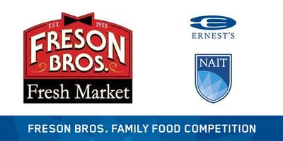 Freson Bros. Family Food Competition Showcase