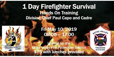 Firefighter Survival Hands On Training