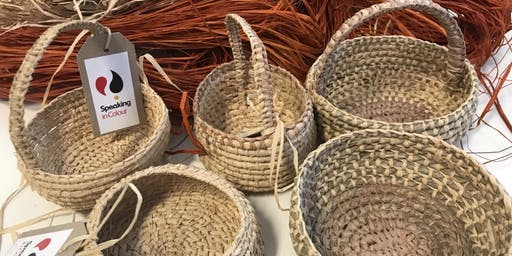 Aboriginal Weaving - Basket Making (Everyone welcome) (Maitland)