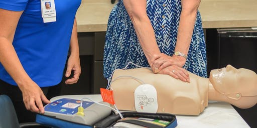 CPR and AED Instruction