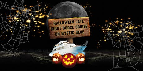 Yacht Party Chicago's Halloween Late Night Booze Cruise on October 26th tickets