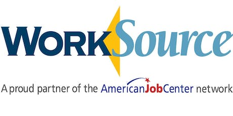 WorkSource Kittitas Job Club tickets