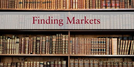 Finding Markets