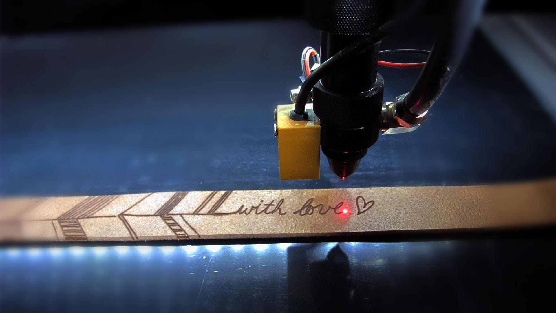Laser Cutter / Engraver Training