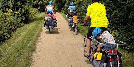 Family Bike Camping // Lake Farm Park // October 2019 tickets