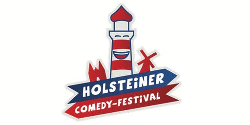 2. Holsteiner Comedy Festival: SUPER-EARLY-BIRD-TICKET