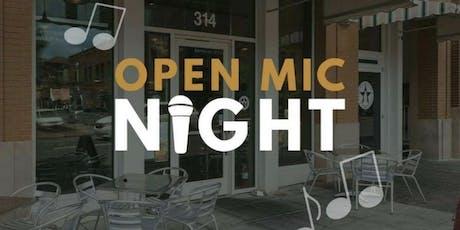 FREE Open Mic @ Growler tickets