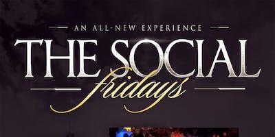 """Friday Social - \""""Classicos de la Salsa\"""" with DJ LEO"""